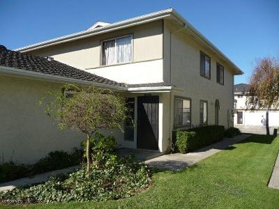 Port Hueneme Condo/Townhouse For Sale: 649 Halyard Street