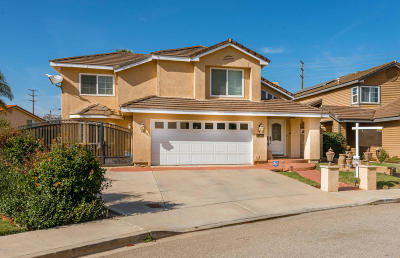 Moorpark Single Family Home For Sale: 4935 Hollyglen Court