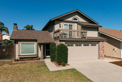 Ventura Single Family Home For Sale: 670 Memphis Court