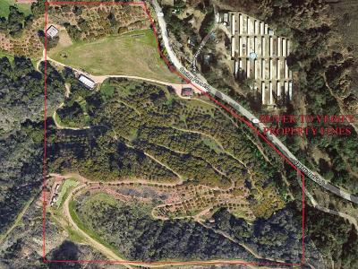 Ventura Residential Lots & Land For Sale: 5208 Casitas Pass Road