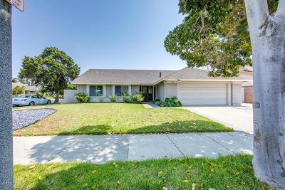 Oxnard Single Family Home For Sale: 2164 Rhonda Street