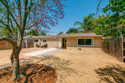 Single Family Home For Sale: 465 Santa Ana Boulevard