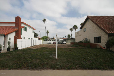 Oxnard Residential Lots & Land Active Under Contract: 5117 Whitecap Street