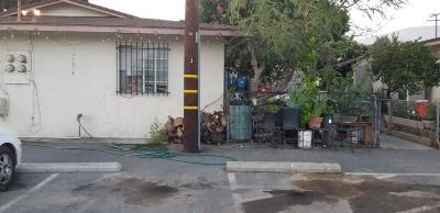 Santa Paula Single Family Home For Sale: 1336 E Orchard Street #D