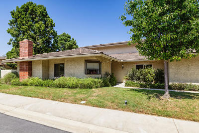 Ventura Single Family Home For Sale: 6653 Sargent Lane