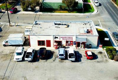 Oxnard Commercial For Sale: 3801 Saviers Road