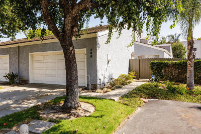 Port Hueneme Single Family Home For Sale: 480 Harbor Lights Lane