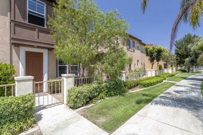 Oxnard Single Family Home For Sale: 1110 Ambrosia Street