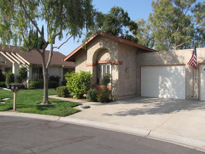 Camarillo Single Family Home For Sale: 29112 Village 29