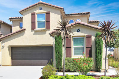 Santa Paula Single Family Home Active Under Contract: 861 Coronado Circle