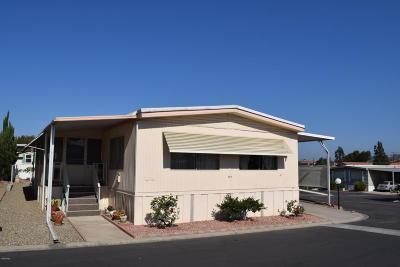 Ventura County Mobile Home For Sale: 1150 Ventura Boulevard #109