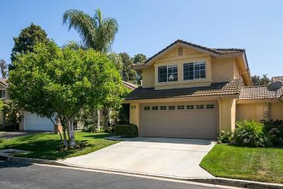 Simi Valley Condo/Townhouse For Sale: 657 Galloping Hill Road