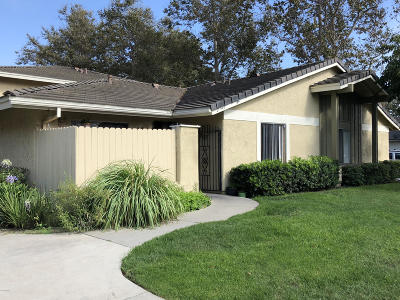 Port Hueneme Condo/Townhouse Active Under Contract: 2740 Bolker Drive