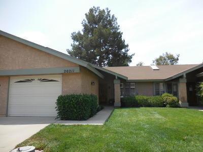 Camarillo Single Family Home For Sale: 20211 Village 20