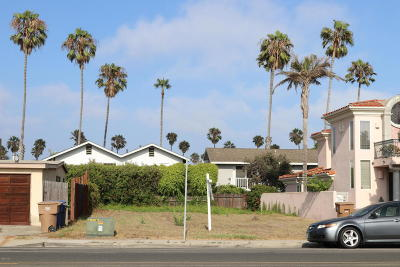 Ventura Residential Lots & Land Active Under Contract: Pierpont Boulevard