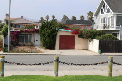 Ventura Single Family Home Active Under Contract: 1361 Greenock Lane