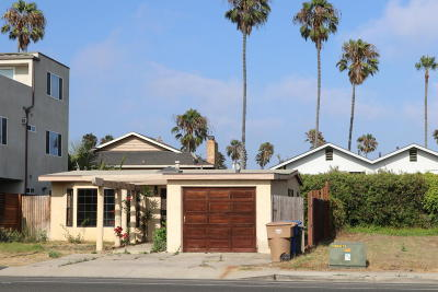 Ventura Single Family Home For Sale: 2849 Pierpont Boulevard