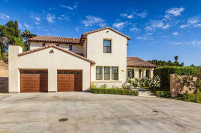 Thousand Oaks Single Family Home For Sale: 2417 E Hillcrest Drive