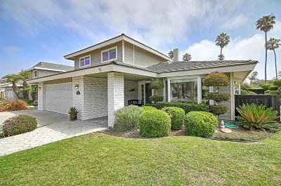 Ventura Single Family Home Active Under Contract: 2962 Surfrider Avenue