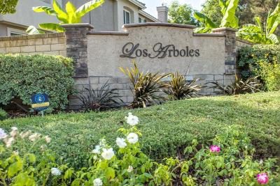 Camarillo Condo/Townhouse Active Under Contract: 4421 Calle Argolla