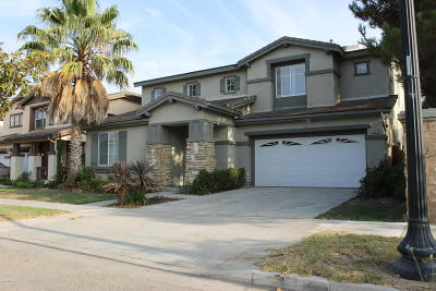 Oxnard Single Family Home For Sale: 1012 Torero Drive