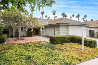 Ventura Single Family Home Active Under Contract: 2546 Bayshore Avenue