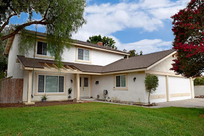 Oxnard Single Family Home For Sale: 155 L Street