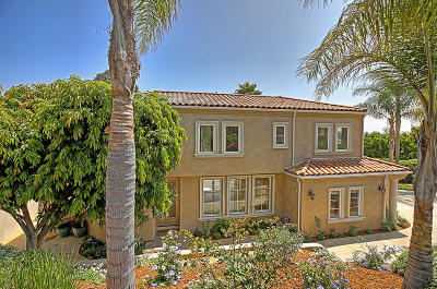 Ventura Single Family Home For Sale: 494 Marymount Court