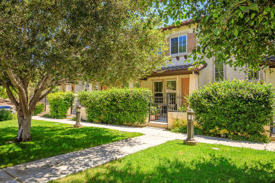 Newbury Park Condo/Townhouse Active Under Contract: 111 Via Aldea