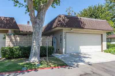 Camarillo Condo/Townhouse Active Under Contract: 1759 Coronado Court