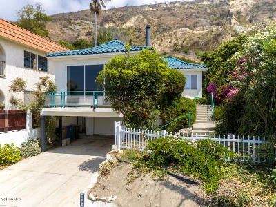Ventura Single Family Home Active Under Contract: 6947 Vista Del Rincon Drive