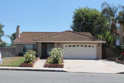 Moorpark Single Family Home Active Under Contract: 11786 E Buttercreek Road