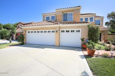 Thousand Oaks Single Family Home For Sale: 1680 Calle Rochelle
