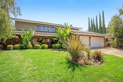 Westlake Village Single Family Home For Sale: 32036 Wallington Court