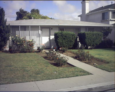 Oxnard Single Family Home Active Under Contract: 421 E Elm Street