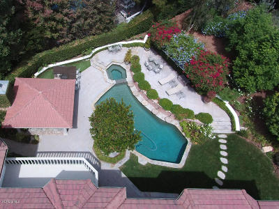 Westlake Village Single Family Home For Sale: 4299 Valley Spring Drive S