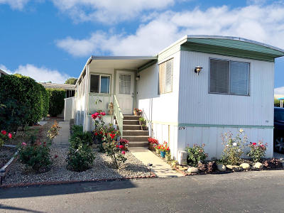 Ventura Mobile Home Active Under Contract: 179 Gay Drive