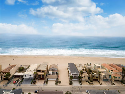 Oxnard Residential Lots & Land Active Under Contract: 941 Mandalay Beach Road