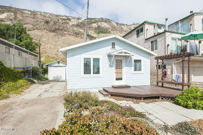 Ventura Single Family Home Active Under Contract: 6935 Vista Del Rincon Drive
