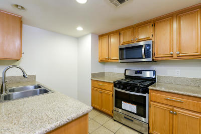 Camarillo Condo/Townhouse Active Under Contract: 243 Riverdale Court #416