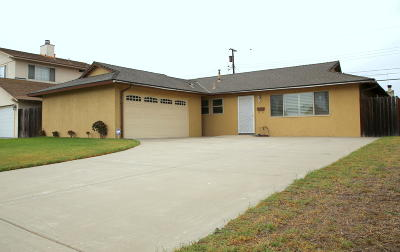 Port Hueneme Single Family Home For Sale: 1903 7th Street