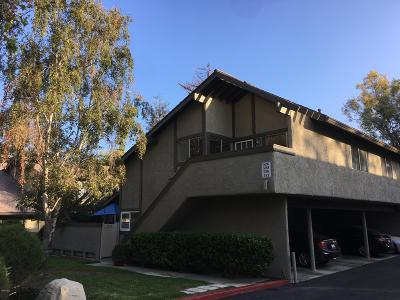 Thousand Oaks Condo/Townhouse For Sale: 532 Serento Circle