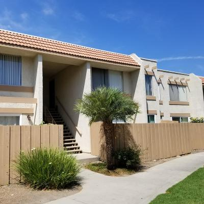 Port Hueneme Condo/Townhouse For Sale: 2554 Bolker Drive