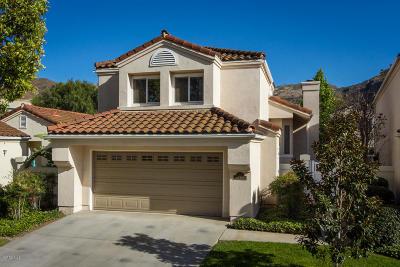 Camarillo Single Family Home For Sale: 806 Vista Arriago