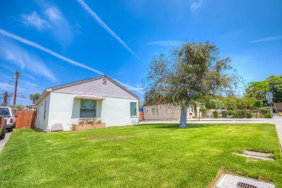 Oxnard Multi Family Home For Sale: 467 E Elm Street
