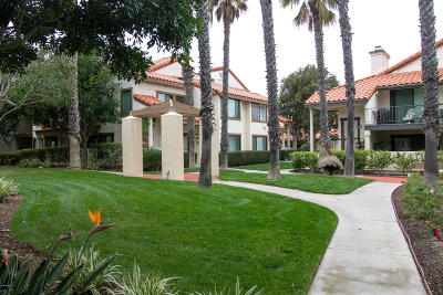 Oxnard Condo/Townhouse Active Under Contract: 2351 Martinique Lane