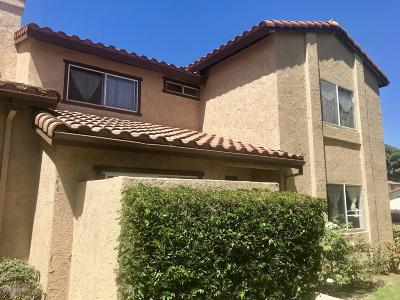Oxnard Condo/Townhouse Active Under Contract: 500 Percy Street #54