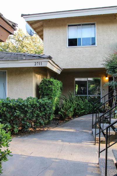 Port Hueneme Condo/Townhouse Active Under Contract: 2711 Wendy Place