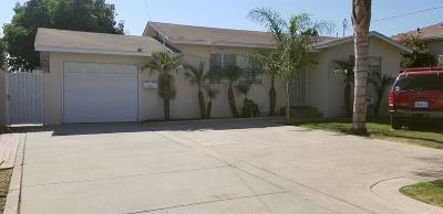 Santa Paula Single Family Home For Sale: 234 S 11th Street