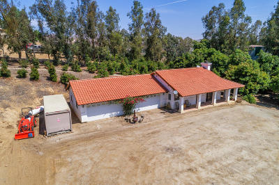 Moorpark Single Family Home For Sale: 8205 Waters Road